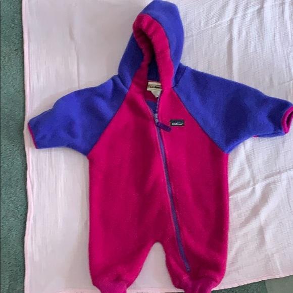 L. L. Bean Snowsuit with Hood, 6 months
